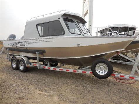 Alaskan Aluminum Fishing Boats For Sale by 2017 New Hewescraft 26 Alaskan Aluminum Fishing Boat For