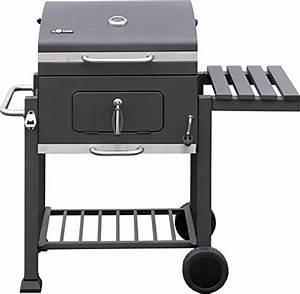 El Fuego Ontario Xxl Holzkohle Grillwagen : el fuego holzkohlegrill ontario grau 115x107x67 cm bbq barbecue grill de ~ Bigdaddyawards.com Haus und Dekorationen