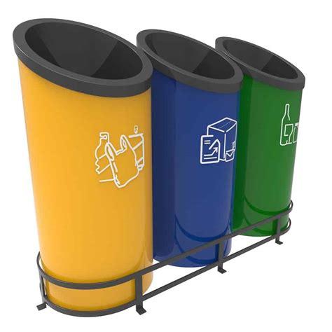 poubelle de bureau design gothenburg poubelle tri sélectif design modular 30 ou 50