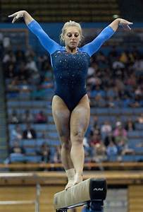 Gymnastics finishes 2nd after falls on beam | Daily Bruin  Gymnastics
