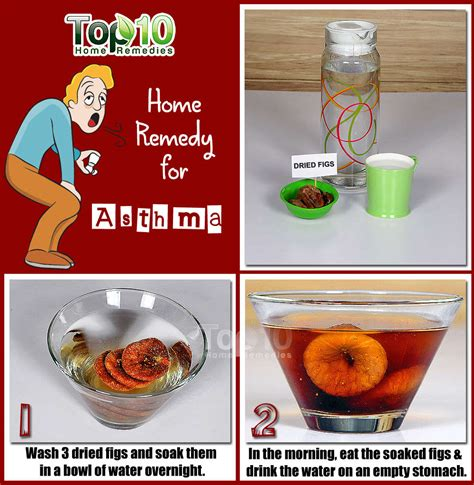Home Remedies For Asthma  Top 10 Home Remedies