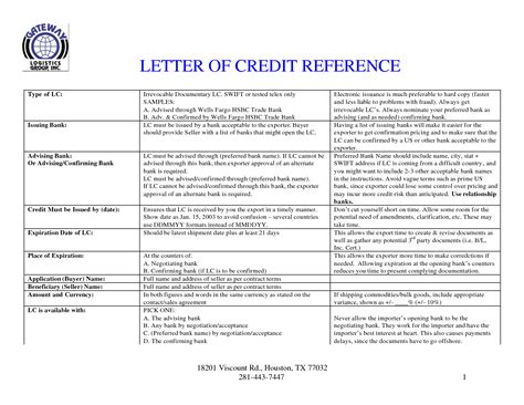 images  letter  credit template leseriailcom
