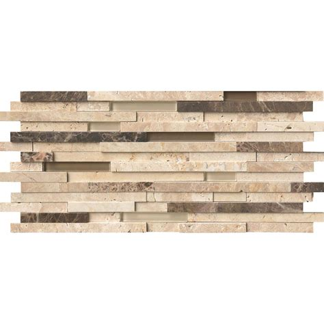 bondera tile mat home depot ms international ashlar rock interlocking 8 in x 18 in x