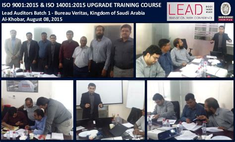 bureau veritas courses conducting lead auditors 39 upgrade course on iso