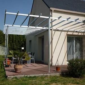 Protection Soleil Terrasse : pergola en aluminium brise soleil et pare vue ibco r alise vos projets ext rieurs ~ Nature-et-papiers.com Idées de Décoration