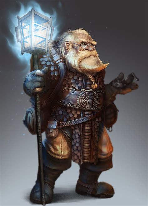 dd dwarf wizard mungfali