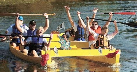Avon Cardboard Boat Regatta by Cardboard Boat Ideas Cardboard Boat Regatta Ideas