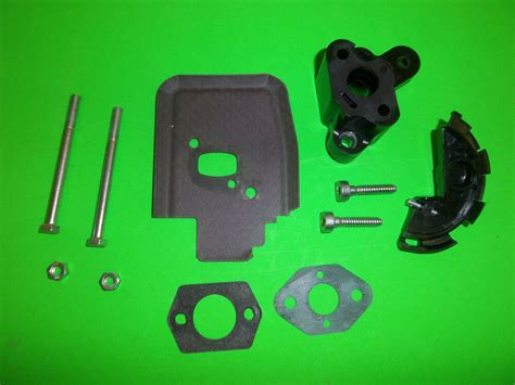 Stihl Throttle / Intake Adapter W/gaskets Fs45 Fs55rc