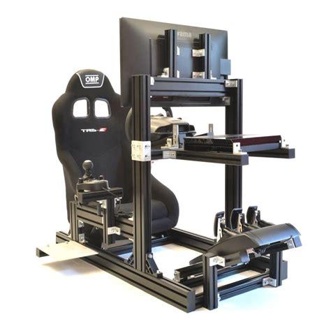 Vitesse Racing Seat by Fanatec Logitech Thrustmaster Support Gris Bo 238 Te De