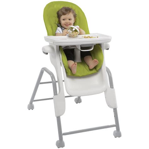 oxo seedling high chair oxo tot seedling high chair green