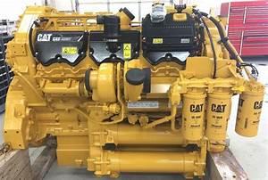 Cat C32 Engine