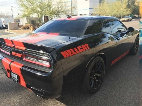 Dodge Challenger Hellcat For Sale by 1 000 Hp 2016 Dodge Challenger Hellcat For Sale At A
