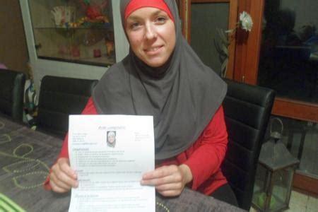 refus demande en mariage islam belgique une musulmane se voit refuser un stage en