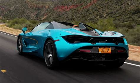 Review Mclaren 720s Spider by Mclaren 720s Spider Road Review By Carfection