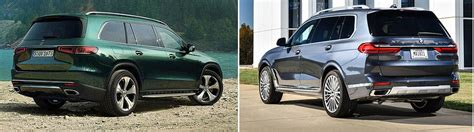 Please note that this is only a technical comparison, based solely on. 2020 Mercedes GLS leaked (comparison vs X7)