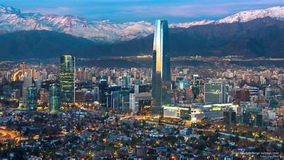 Andes Chile Mountain Santiago Architecture Range Wallpaperflare