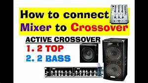35 Connecting Mixer To Amplifier Diagram