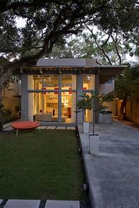Simple, Modern, House, With, Natural, Environment, Inner