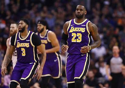 Lakers Lebron James Players Los Angeles Anthony