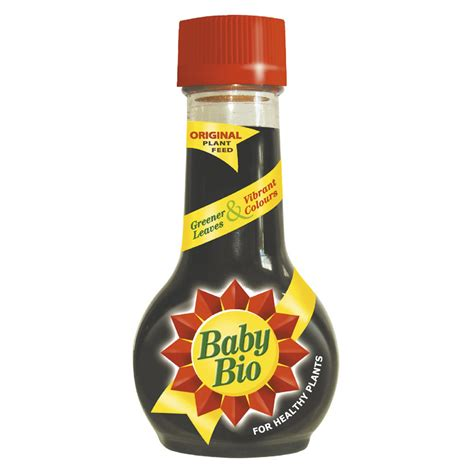 bio cuisine baby bio original plant food 175ml at wilko com