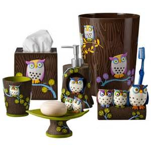 awesome owls bath coordinates target