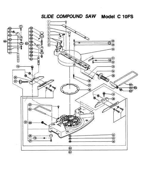 Hitachi Table Saw Wiring Diagram by Buy Hitachi C10fs Replacement Tool Parts Hitachi C10fs