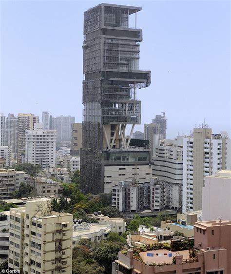 1 billion dollar house mukesh ambani 191 s housewarming for 80 guests at 163 630m