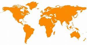 Carte Du Monde Noir : liste des satellites ~ Teatrodelosmanantiales.com Idées de Décoration