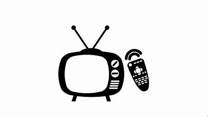 Television Animation Screen Clip Shutterstock Footage