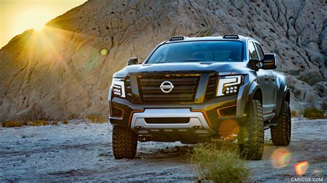 nissan titan warrior concept front hd wallpaper