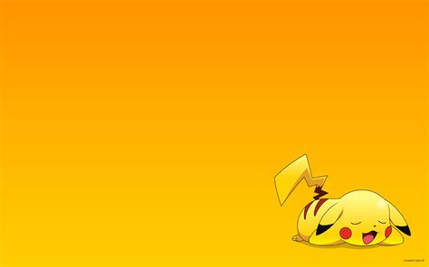 Anime Pikachu Wallpaper - pikachu hd wallpaper wallpapersafari