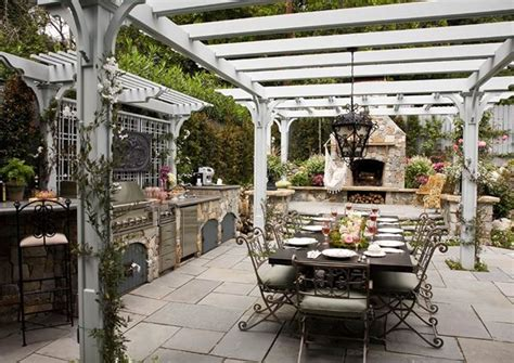 heather lenkins victorian inspired outdoor kitchen