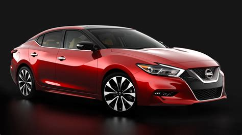 Nissan Car : Full Scale Update For The Nissan Maxima In 2016