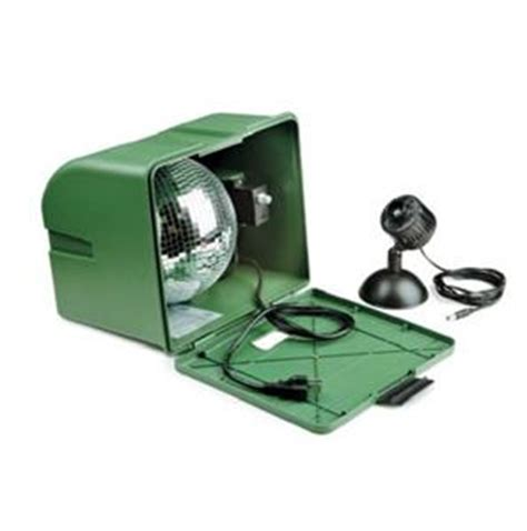 outdoor snow flurry light show projector