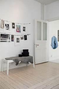 Sitzbank Für Flur : flur gestalten mit holz verschiedene ideen f r die raumgestaltung inspiration ~ Whattoseeinmadrid.com Haus und Dekorationen