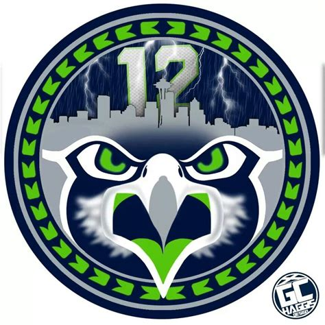details  seattle seahawks  man vinyl decal