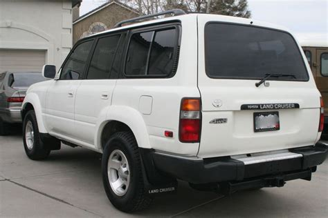 Toyota Land Cruiser Picture by 1991 Toyota Land Cruiser Pictures Cargurus