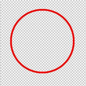 Make A Simple Circular Ring In Photoshop