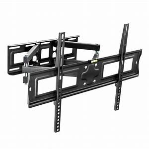 Support Mural Tv Orientable : support tv mural orientable et inclinable 32 65 ~ Melissatoandfro.com Idées de Décoration