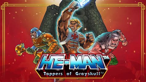 He-man™ Tappers Of Grayskull™ Cny Official Trailer
