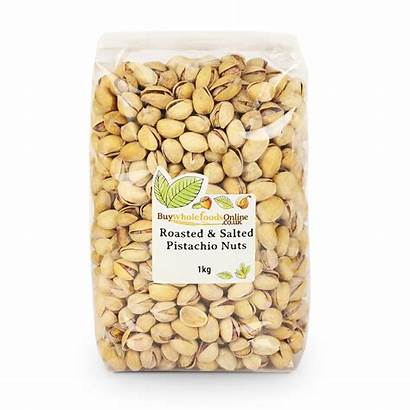 Nuts Pistachio Salted Roasted 1kg