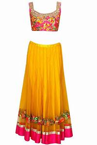 Latest Lehenga Choli Trends Designs 2018 19 Pakistani & Indian Fashion