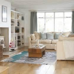 Nautical Living Room Sofas by Coastal Style Living Room Housetohome Co Uk