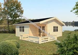 Chalet En Bois Habitable D Occasion : chalet en bois habitable amiens 36 m2 stmb construction ~ Melissatoandfro.com Idées de Décoration