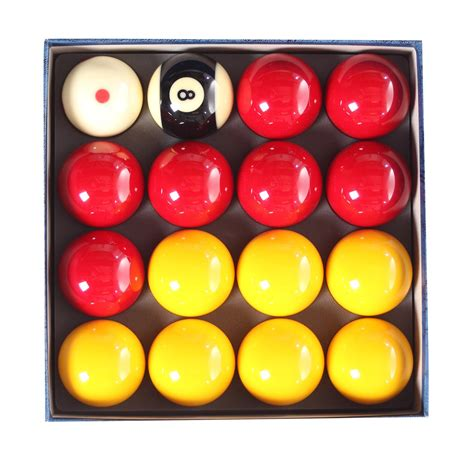 Super Aramith Pro-Cup 2in Pool Ball Set | Liberty Games