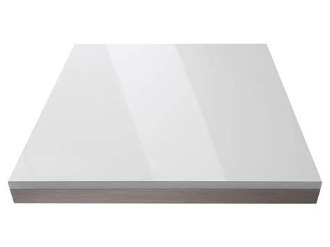 plan de travail cuisine 70 cm plan de travail l 200 cm duocolor blanc vente de plan de