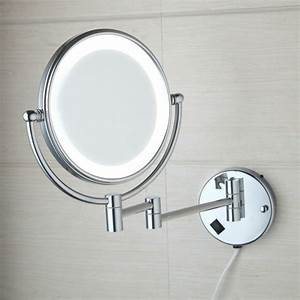 Spiegel Badezimmer Led : badspiegel mit beleuchtung praktisch und elegant ~ Lateststills.com Haus und Dekorationen