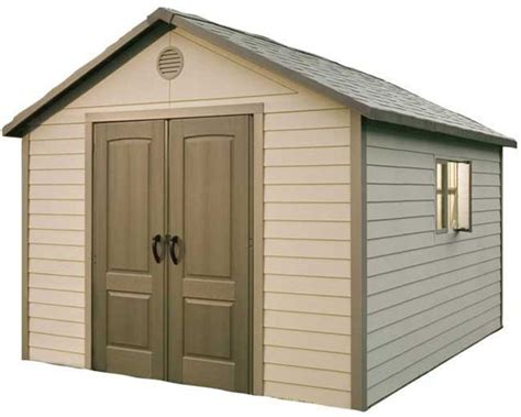 lifetime storage shed lifetime lifetime storage shed 11 ft x 11 ft the