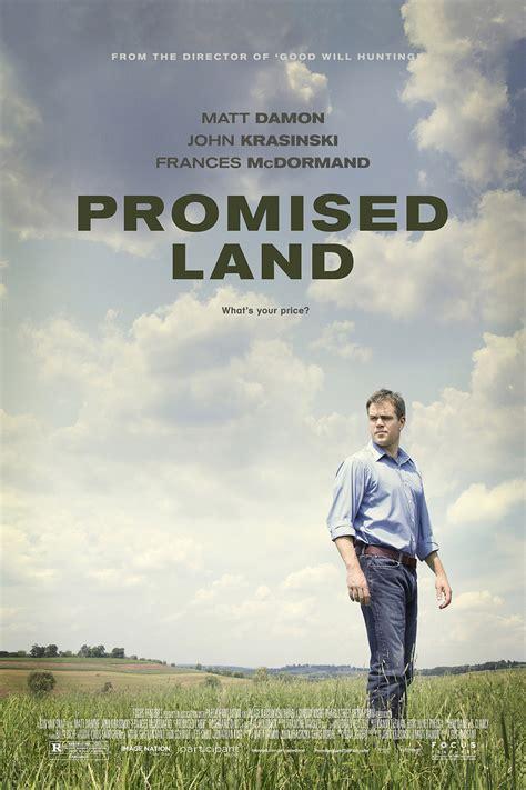 Promised Land DVD Release Date | Redbox, Netflix, iTunes ...