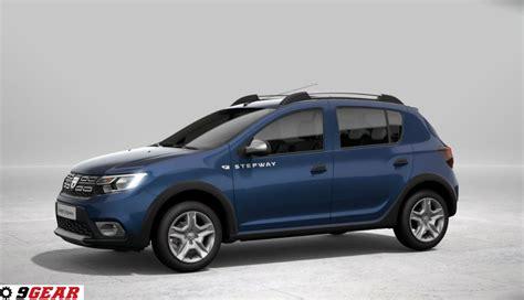 Nouvelle Dacia 2019 by Dacia Sandero 2019 Dacia The Future Concept 2019